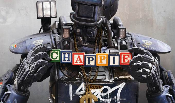 Happy 'Chappie'